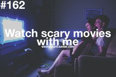 watch scary movies with me