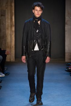look 35 - Greg Lauren Fall 2015 Ready-to-Wear - Collection - Gallery - Style.com