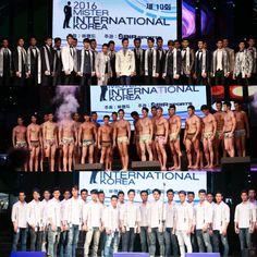 Mister International Korea Pageant 2016
