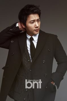 Lee Sang Woo - bnt International December 2013