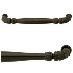 HA-125.87.334  11.00  Cabinet Hardware, Artisan Collection Handle in Multiple Finishes and Sizes by Hafele   KitchenSource.com