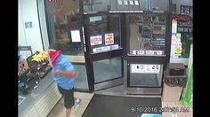 The Metropolitan Police Department seeks the public's assistance in identifying and locating a person of interest in reference to an Armed Robbery of Establishment (Gun) incident which occurred in the 4800 block of Nannie Helen Burroughs Avenue, NE, on Saturday, September 10, 2016 at approximately 2:07 AM. The subject was captured by the store's surveillance cameras.