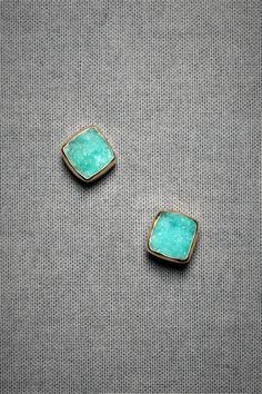 Icelandic Studs - I love everything about these studs, the color, shape, size