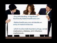 Drug Wholesaling- Rablonhealthcare.com Video