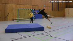 Individual training for handball pivots. more videos on www.absoluthandball.com