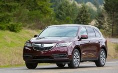 acura mdx 2014 spy shots