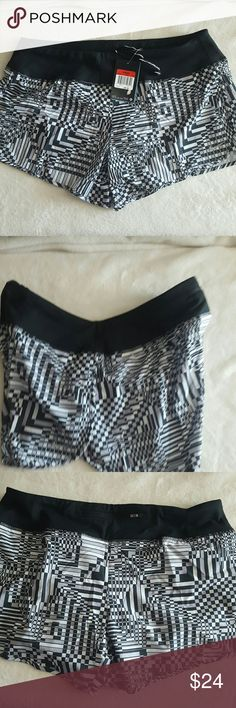 Nike drifit running shorts black,gray and white Nike running shorts Nike Shorts