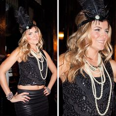 flapper hairstyles for long hair 2014