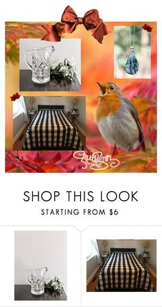 Rockin Robin by cozeequilts on Polyvore