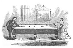 History Of Pool | pooltables.com
