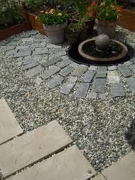 pictures of paving stone deck ideas - Google Search