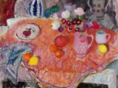 Pinks by Anne Redpath