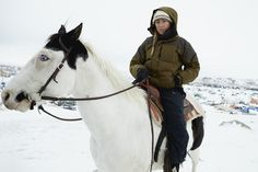 'Miracles Are Happening': Photos of the Tireless Women of Standing Rock