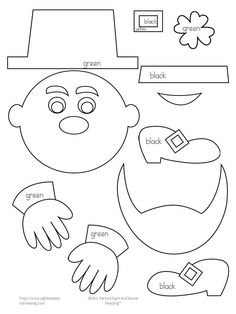 12 Printable St. Patrick's Day Coloring Pages for Kids