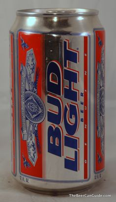 bud light | Bud Light Beer Can Bud Light Beer, Spirit Lead Me, Beverages, Drinks, Coffee Cans, Bottles, Canning, Logo, Beer
