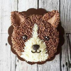 Fur cake