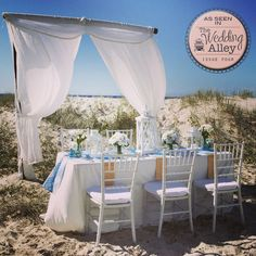 @FSocietyEvents styled the beautiful seaside ceremony and reception accompanied with wedding stationery by @lapapeterie in the latest issue of The Wedding Alley  #wedding #weddings #beachwedding #weddingstyling #weddingplanning #weddingstationery #graphicdesign #weddingceremony #weddingreception #weddingsetting #bride #bridetobe #gettingmarried #instagood #picoftheday