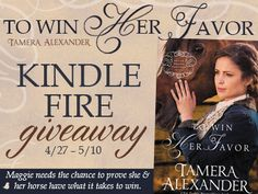 """In celebration of my upcoming May release, To Win Her Favor, we're throwing a party, of sorts, and you're invited. You can """"attend"""" by clicking to enter the giveaway!"""