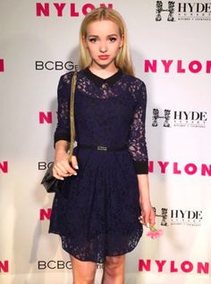 Dove Cameron // NYLON And BCBGeneration's Annual Young Hollywood May Issue Event