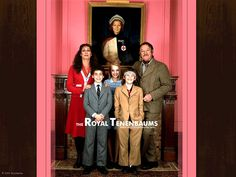 All memory of the brilliance of the young Tenenbaums had been erased by two decades of betrayal, failure and disaster.