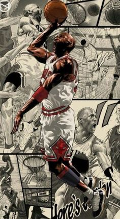 super ideas for basket ball pictures michael jordan Michael Jordan Basketball, Art Michael Jordan, Michael Jordan Pictures, Michael Jordan Dunking, Basketball Pictures, Basketball Legends, Sports Basketball, College Basketball, Basketball Outfits