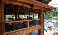 LaPrade's on Lake Burton #LapradesChophouse #LakeBurton #RabunCounty #NortheastGeorgiaLinks #GeorgiaMountainLinks #NEGALinks