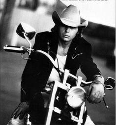 Take a long ride on my motorbike...