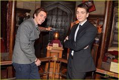 Ok but how Fred And George is this, really? Fred: Let's take it! George: We probably shouldn't.......but yeah, ok!