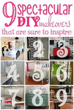 9 Super Spectacular DIY Makeovers That Are Sure to Inspire {You HAVE to see this… - 9 Spectacular DIY Makeovers that are sure to inspire! You just have to see this DIY Fabric wallpaper. Decorating Your Home, Diy Home Decor, Decorating Ideas, Decor Ideas, Home Projects, Craft Projects, Craft Ideas, Furniture Makeover, Cool Furniture