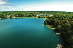 Spend more time here: Elkhart Lake, WI.