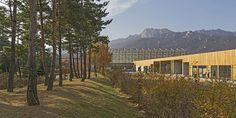 core architects converts a concrete military facility in korea into a cultural center Cultural Center, Bunker, Community Art, South Korea, The Locals, Concrete, Core, Military, Architects