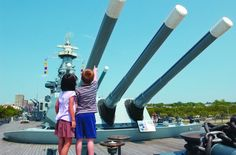 Top+10+Things+to+Do+with+Kids+in+Wilmington,+NC-+Battleship+North+Carolina