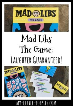 If you loved Mad Libs as a kid, you're going to want to check out Mad Libs The Game. Yes, there is a Mad Libs game and it is hilarious! Virtual Games For Kids, Educational Games For Kids, Fun Games For Kids, Educational Technology, Reading Games, Reading Skills, Language Games For Kids, Mad Libs Game, Family Board Games