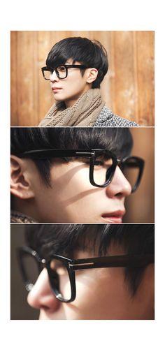 Republic of Korea Men # 1 Store Browse key [Romans Bath glasses clean and trendy design !! trendy fashion !!]