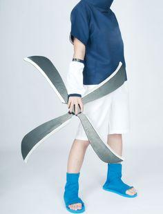 Modern Naruto Sasuke Uchiha Costume
