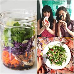 Hey guys hope you are all well! As per usual I'm plugging a loverly Instagram feed, this week it's the @HemsleyHemsley sisters check out their insta feed and follow them if you like nice little tips and tricks for healthy eating with really nutritious basics like making a really good broth and gorgeous NoodlePots!!! AND finally I'm excited that these girls are joining me at The Big Feastival this summer with many other cooks and chefs which will be so much fun. Big love jamie #whoifollow