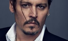 Depp the new face of Dior