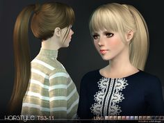 Found in TSR Category & Sims 3 Hairstyles& Sims 3, Sims Resource, Ariana Grande, Club, Female, Disney Princess, Hair Styles, 4 Life, Artists