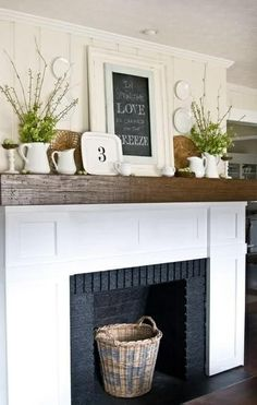 111956740709563294 Mantle ideas