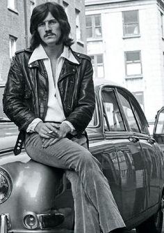 John Bonham of Led Zeppelin.