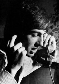 ♡ The Beatles ♡ George Harrison, 1964