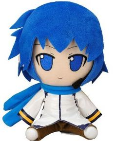 "Nendoroid Vocaloid Plush Doll Series 03: 11"" Kaito"