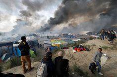 Démantèlement de la jungle de Calais 26 octobre 2016 Philippe Wojazer / Reuters