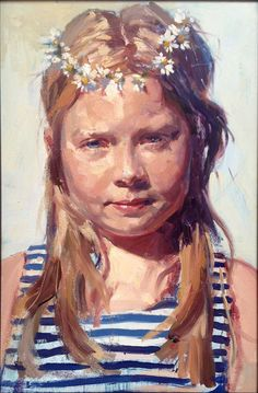 BP Portrait Award 2015 – Art of Karl Kopinski Painting People, Painting For Kids, Figure Painting, Painting & Drawing, Family Painting, Art Sketches, Art Drawings, Children Sketch, Paintings Famous