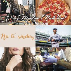 Did I Mention I Need You? (DIMILY #2) by Estelle Maskame I Love You Images, I Love You Quotes, Love Yourself Quotes, Dark Love, My Love, Forever Yours, Book Aesthetic, I Need You, Miss You