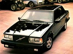 Volvo 740 Turbo North America '1985–90
