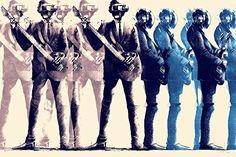 #Art #Poster: Daft Punk 6 http://ift.tt/28SrXU8 (via @zedign)