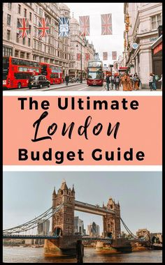 The Ultimate London Budget and Guide – here's how to spend less in one of the most expensive cities. Find cheap places to stay, free things to do, and learn where to spend your money and not break the bank! Backpacking Europe, Travel Europe Cheap, Cheap Places To Travel, Budget Travel, Travel Money, European Travel, London Eye, Stonehenge, Travel Advice