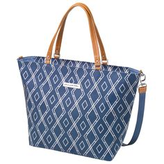 Petunia Pickle Bottom Diaper Bag Mod Collection Altogether Tote Indigo #laylagrayce