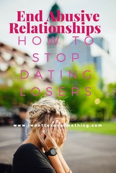 Do you want to know how to stop dating assholes? Some of us end up dating losers over and over and end up in abusive relationships. Learn how to avoid making the mistake of dating an abuser.